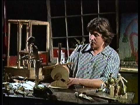 Making the Don Quixote Automaton with Keith Newstead -- Smart TV