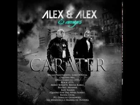 Baixar Alex e Alex & Amigos - Caráter.