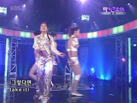BoA Spark+My Name KBS 040618