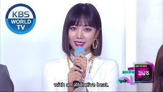 Interview with Kim Namjoo(Apink) [Music Bank / ENG / 2020.09.11]
