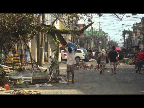 Philippines: Typhoon Haiyan Response | World Vision