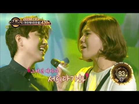 【TVPP】 Sandeul(B1A4) - Walk with me, 산들(B1A4) - 같이걸을까 @ Duet Song Festival