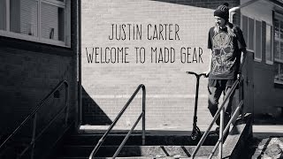 Justin Carter - Welcome To Madd Gear AUS