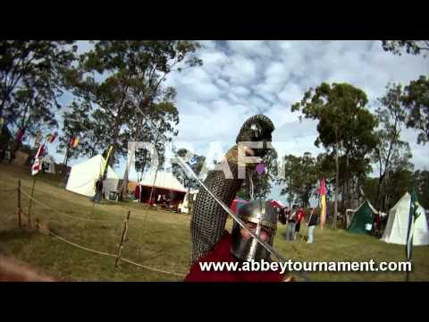 Draft Abbey Medieval Festival Television Commercial 2012