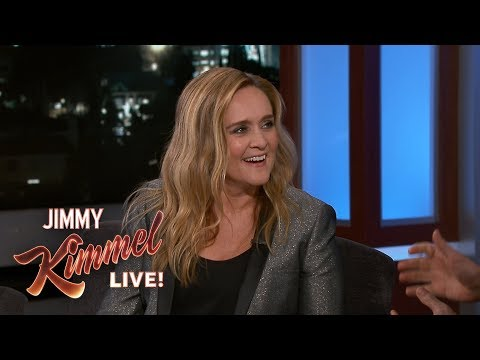 Samantha Bee Reveals What Canadians Think of America