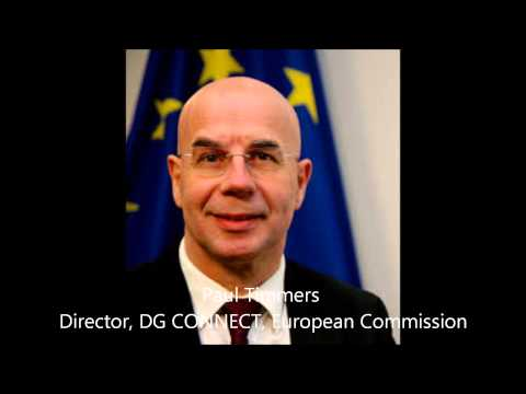 Paul Timmers (EU Commission) on Cybersecurity in Europe