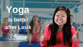 Yoga Is Better After Lasik - Video Thumbnail