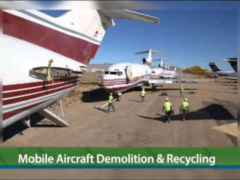 Aircraft Demolition, LLC - Services