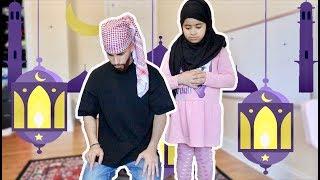 Reema's First Time Fasting In Ramadan!!
