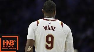 Dwyane Wade (19 pts, 3 ast, 4 stl, 2 blk) Full Highlights vs Hawks / Week 7 / Cavaliers vs Hawks