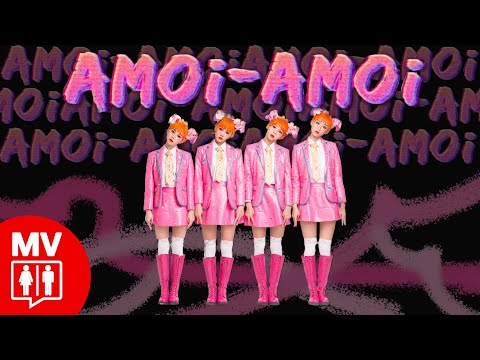 【AMOi-AMOi】AMOi-AMOi @RED People