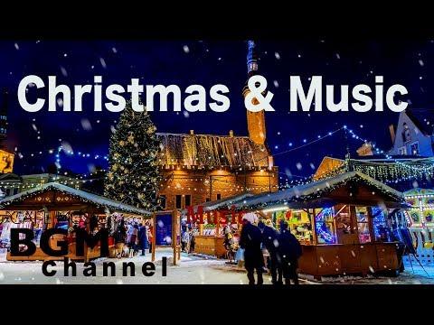 ⛄️Christmas Music - Relaxing Cafe Music - Jazz & Bossa Nova Christmas Music