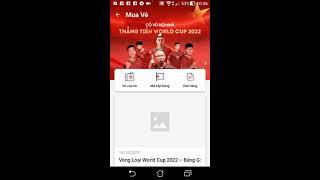 mua vé Việt Nam - Malaysia 10/10 thành công qua app vinID :) bằng ATM