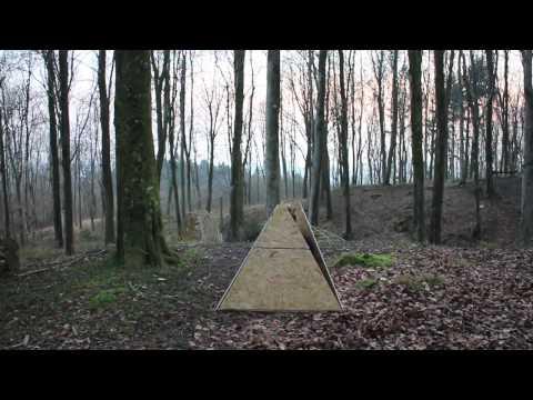 Hooke Park - Tetrahedron