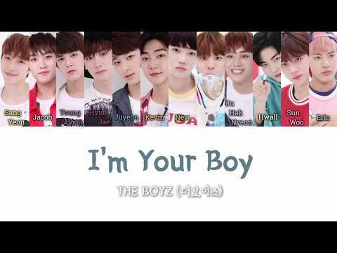 [HAN/ROM/ENG] THE BOYZ (더보이즈) - I'm Your Boy (Color Coded Lyrics)