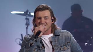 """Morgan Wallen - """"Whiskey Glasses"""" (Live from 2020 ACM Awards)"""