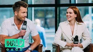 "Zoey Deutch & Glen Powell Talk About Their New Netflix Film, ""Set It Up"""