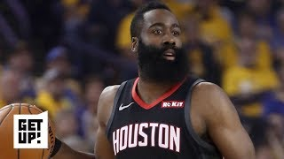 James Harden's slow game, predictability will not take the Rockets to a title - Tim Legler | Get Up!
