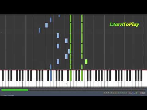 Baixar ONE REPUBLIC - APOLOGIZE Piano Tutorial HQ/HD