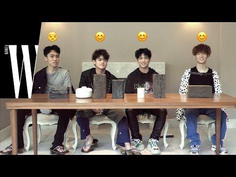 '아재 개그'로 키프클랜 멤버들을 힘들게 한 주인공은? by W Korea