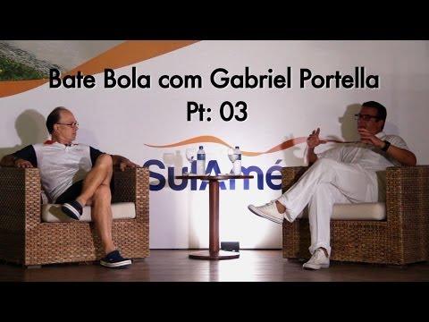 """Imagem post: Colaborador em foco  – """"Bate Bola"""" – Entrevistado: Gabriel Portella Pt. 03"""