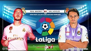 [TRỰC TIẾP] Real Madrid vs Valladolid (0h00 ngày 25/8). Vòng 2 La Liga. Trực tiếp BĐTV, SSPORT