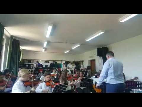 """L'Orchestra dell'Istituto Comprensivo """"Campora San Giovanni-Aiello Calabro"""" vince il primo premio assoluto al 5° Premio Musicale Internazionale """"Alessandro Longo"""" Città di Gallodoro (Me)"""