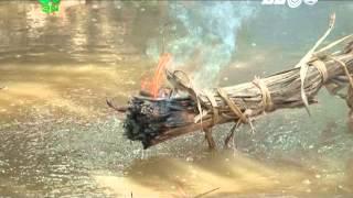 Hồ nước tự sôi kỳ bí tại Vĩnh Long