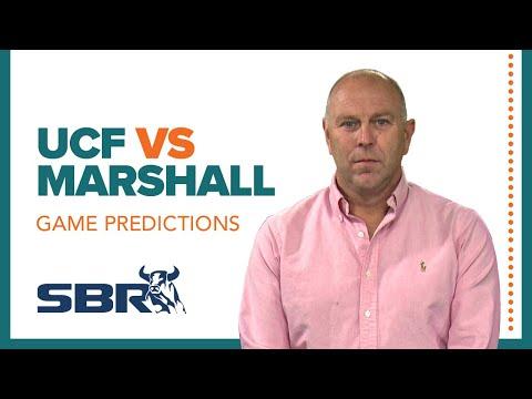 UCF vs. Marshall | 2019 GASPARILLA BOWL | NCAA Football Game Predictions