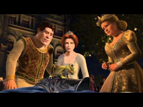 Shrek 2 -Final Scene,
