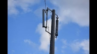 Novo sistema de telefonia móvel em Imigrante