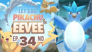 "34 | ""THE HUNT IS ON"" Pokémon Let's GO Pikachu + Let's GO Eevee Let's Play w/ TheKingNappy!"