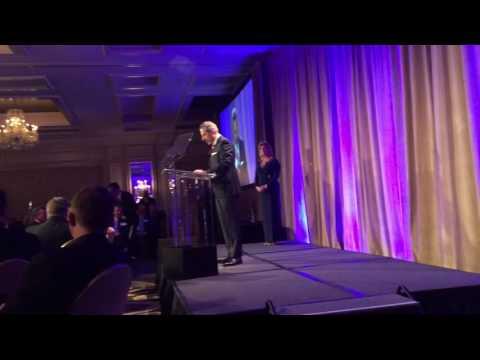 Tedde & Jim Reid Receive Lifetime Achievement Award from FE&S
