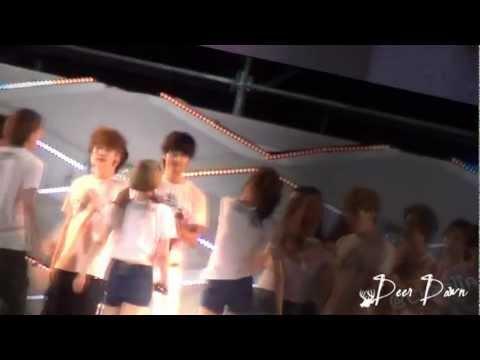 Minho&Seohyun ft.Luhan  #Love Triangle