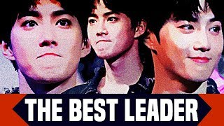 EXO Suho; The best leader at Golden Disc Awards 180111