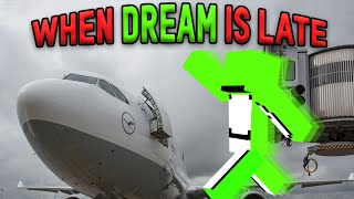 When Dream Is Late For His Flight (Insane Parkour)