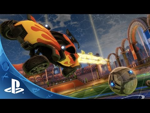 Rocket League Trailer