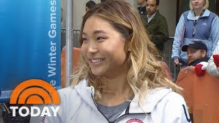 Snowboarder Chloe Kim: I Might Compete In The Winter Olympics With Green Hair In Pyeongchang | TODAY