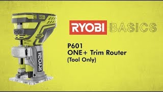 Video: 18V ONE+™ Palm Router