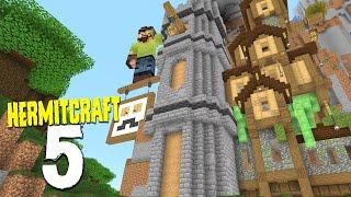 Hermitcraft 8: 5 - I built a TEGG BASE