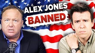 Why We Need to Talk About The Alex Jones InfoWars Ban, & The Bangladesh Student Protests Explained
