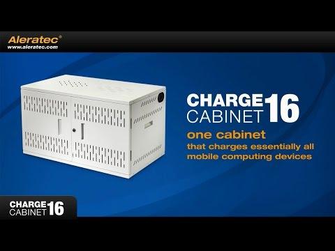 Aleratec ChargeCabinet16 400108