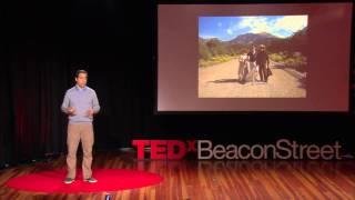 The Gift of Silence | Nick Seaver | TEDxBeaconStreet