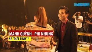 Mạnh Quỳnh quyết không nương tay chặt chém Phi Nhung trong gameshow mới