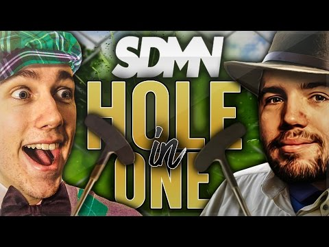 SIDEMEN HOLE IN ONES!