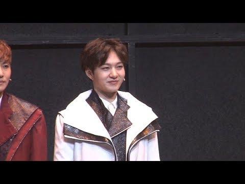 """[SSTV] 이창섭(LEE CAHNG SUB) """"세 번째 뮤지컬, 도전할 때마다 기뻐"""" (에드거 앨런 포)"""