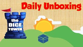Daily Game Unboxing - May 20, 2018