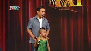 Dàn sao Việt trào nước mắt vì màn trình diễn của cậu bé 5 tuổi vì muốn kiếm tiền mua nhà cho mẹ