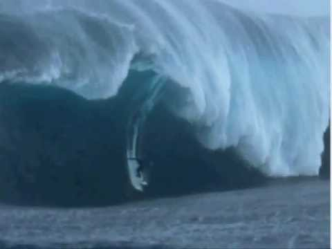 The most beautiful waves ever surfed