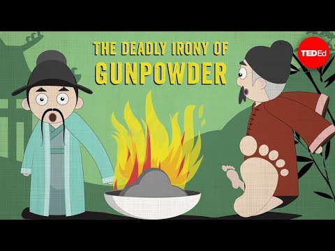 The deadly irony of gunpowder - Eric Rosado thumbnail